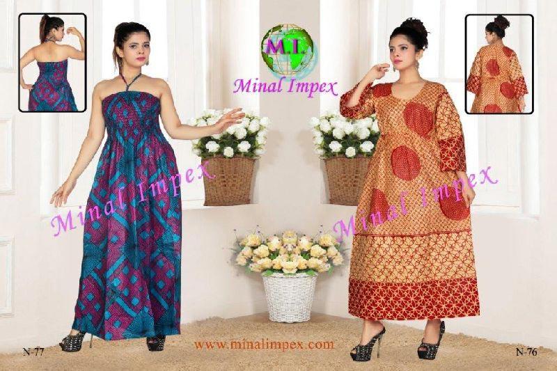 Fancy African Dresses 05
