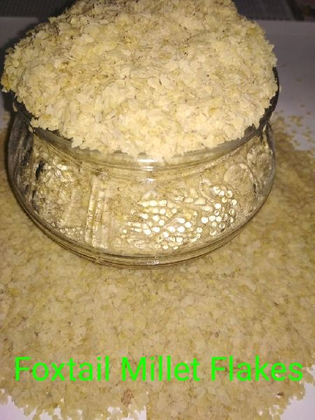 Foxtail Millet Flakes
