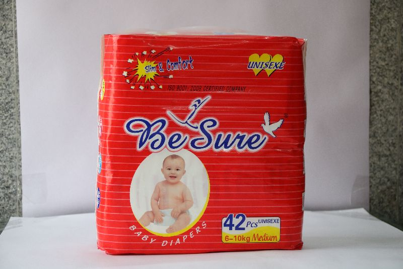 Be Sure Medium Baby Diaper 02