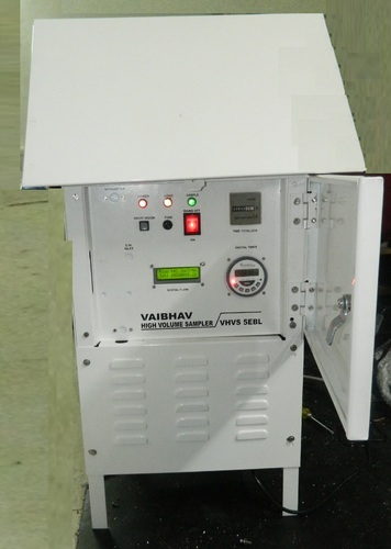 High Volume Air Sampler VHVS 5EBL