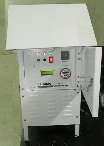High Volume Air Sampler VHVS 5EBL