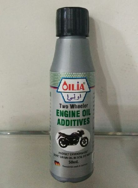 Two Wheeler Engine Oil Additive 02