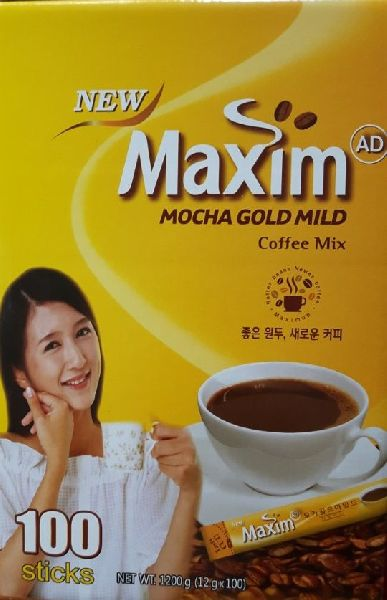 Maxim Mocha Gold Mild Coffee Mix