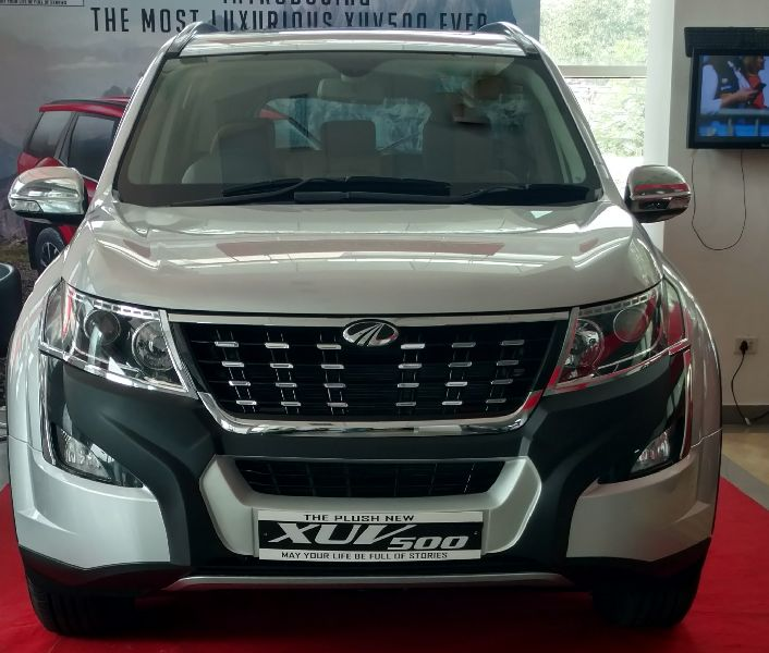 XUV 500 Front Diffuser