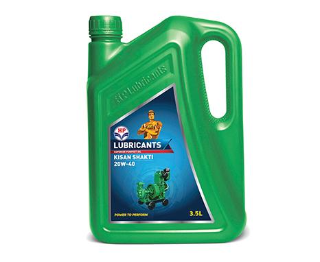 HP Kisan Shakti Lubricant Oil