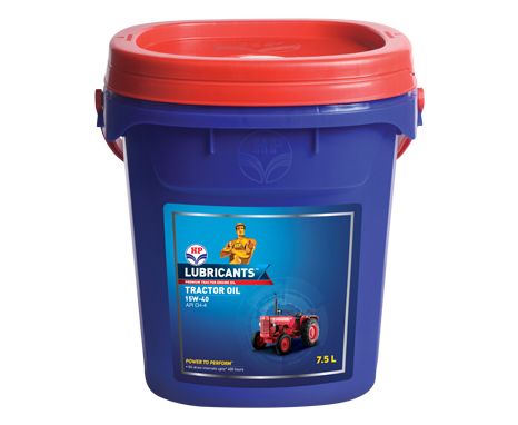 HP Tractor Lubricant Oil