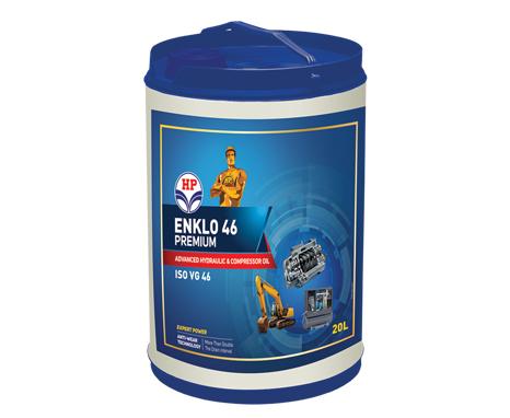 HP ENKLO 46 Hydraulic Oil