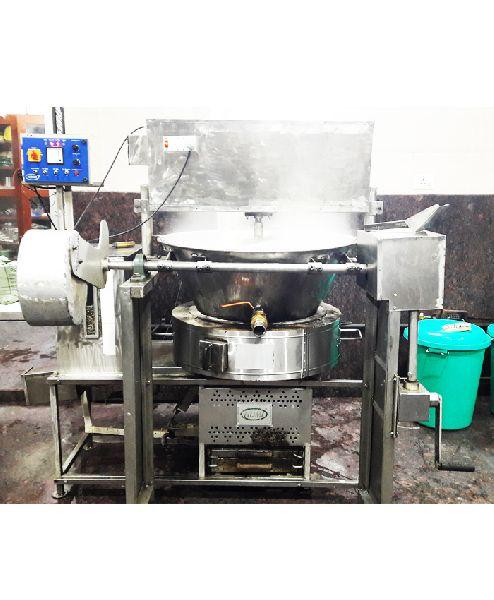 Mawa Mixer Cum Milk Boiler 03
