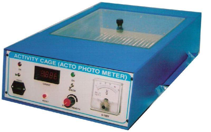 Digital Actophotometer