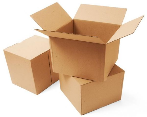 Corrugated Carton Boxes
