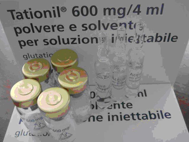 Tationil Plus Glutathione Injection