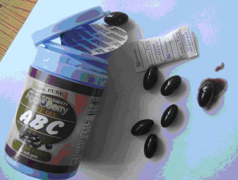 Acai Berry Slimming Capsules