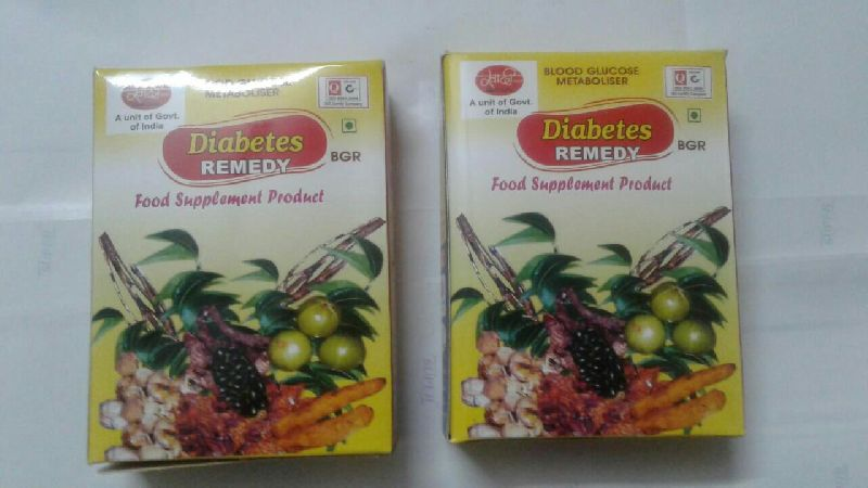 Diabetes Remedy Food Supplement