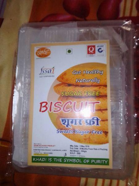 Khadi India Sugar Free Biscuit 02