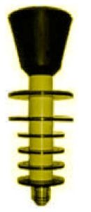 Aluminum Core Top Cementing Plug