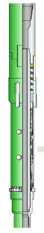 Hydraulic Release Running Tool