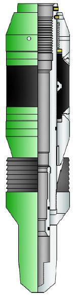 Mechanical Cement Retainer Wireline Set