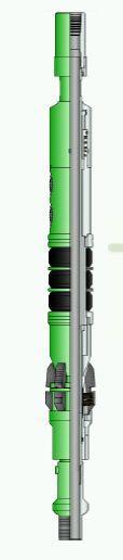 Mechanical Double Grip Large Bore Retrievable