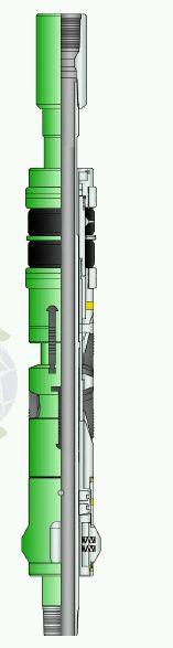 WC-MECH-3L Mechanical Double Grip Lok-set Retrievable Packer
