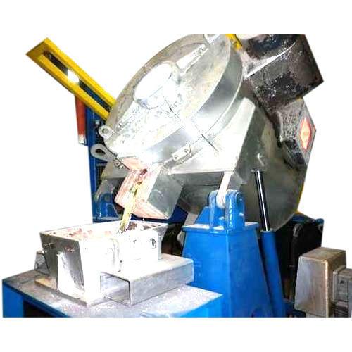 Crucible Tilting Furnace