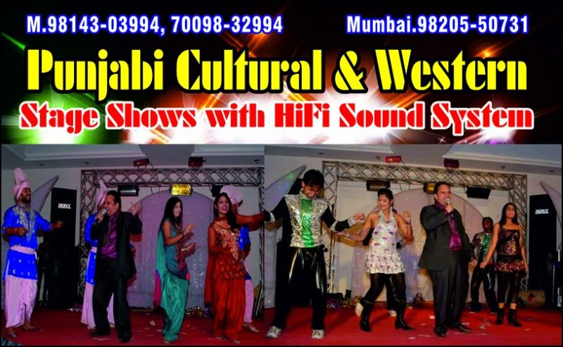 Live Musical Show Organiser