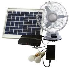 Solar Home Light System 02