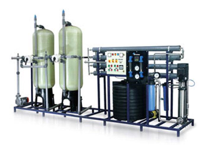 Aqua Life Guard Commercial RO Plant