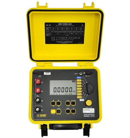 Micro Ohm Meter Calibration Services