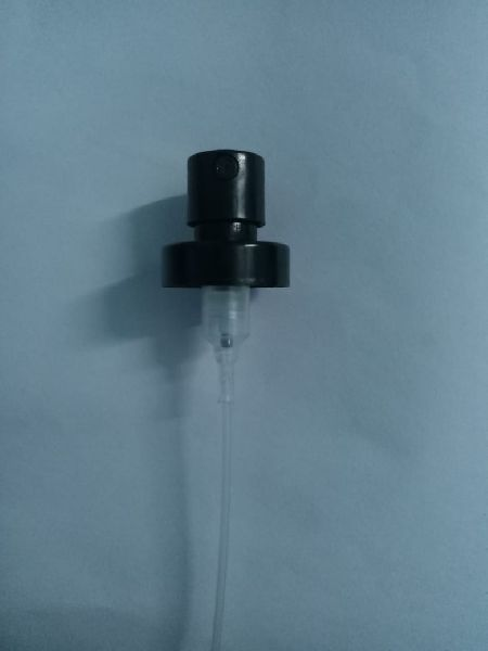 20mm Black Perfume Spray Pump