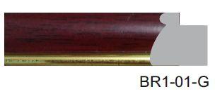 BR1-01-G Designer Moulding