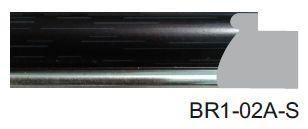 BR1-02A-S Designer Moulding