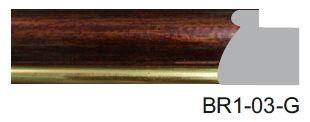 BR1-03-G Designer Moulding