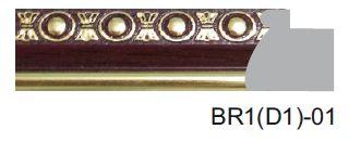 BR1(D1)-01 Designer Moulding