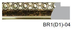 BR1(D1)-04 Designer Moulding