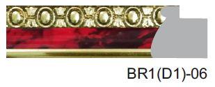 BR1(D1)-06 Designer Moulding