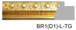 BR1(D1)-L-TG Designer Moulding