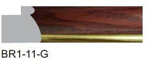 BR2-11-G Designer Moulding