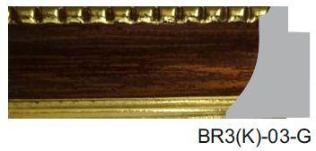 BR3(K)-03-G Designer Moulding