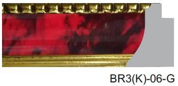 BR3(K)-06-G Designer Moulding