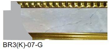 BR3(K)-07-G Designer Moulding