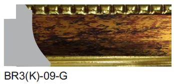 BR3(K)-09-G Designer Moulding