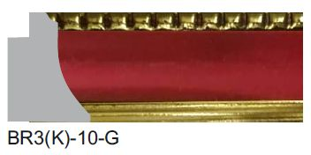 BR3(K)-10-G Designer Moulding
