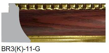 BR3(K)-11-G Designer Moulding