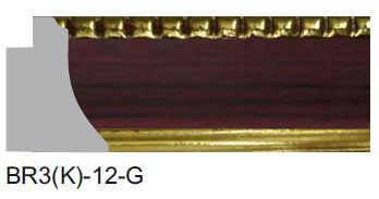 BR3(K)-12-G Designer Moulding