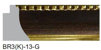 BR3(K)-13-G Designer Moulding