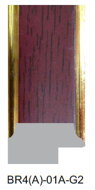 BR4(A)-01A-G2 Designer Moulding