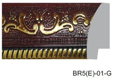 BR5(E)-01-G Designer Moulding