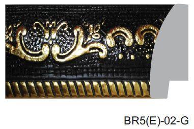 BR5(E)-02-G Designer Moulding