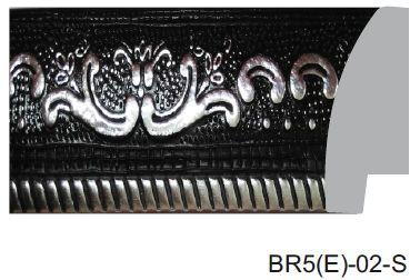 BR5(E)-02-S Designer Moulding