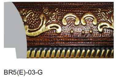 BR5(E)-03-G Designer Moulding
